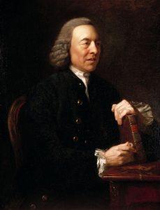 Portrait of the botanist Benjamin Stillingfleet by Johann Zoffany (Wikimedia Commons)