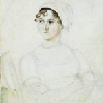 Rough sketch of Jane by Cassandra, c. 1810