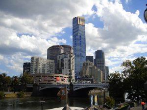 Eureka Tower, Southbank, Melbourne, Australia (2006©Diane Morris)