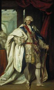 Frederick, the Duke of York in Garter_Robes (Source: Wikimedia Commons [PD-1923])