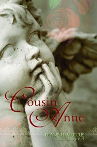 Cover of my new novel, Cousin Anne, due out in January, 2016