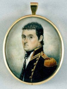 Matthew Flinders, 1801 (Source: State Library of New South Wales) (Wikimedia Commons)