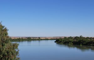 Photo of Murray River from Wikipedia article