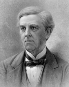 Oliver Wendell Holmes, Sr., c. 1879 (Source: Wikimedia Commons)