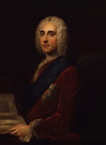 Philip Dormer Stanhope, 4th Earl of Chesterfield (Source: Wikimedia Commons)
