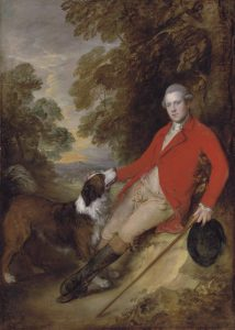 My education was nothing like that of the gentleman shown here: Philip Stanhope, 5th Earl of Chesterfield by Thomas Gainsborough, c. 1777 (Source: Wikimedia Commons)