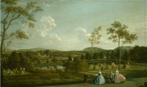 Sandleford Edward_Haytley's_portrait_Montagu_Family_at_Sandleford_Priory,_Newtown,_near_Newbury,_Berkshire,_GB,_circa_1744