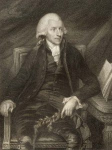 William Withering (1741-1799), an English doctor, botanist, chemist, and discoverer of digitalis (Wikimedia Commons [PD-1923])