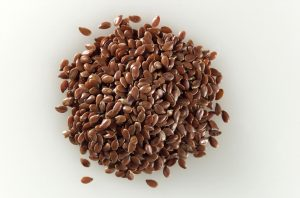 Whole flaxseeds (Source: Saskflax Flax Council of Canada FC2015 Inc.)